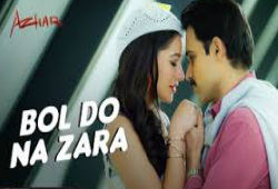 Bol Do Na Zara-Azhar Guitar Chords With Strumming Details